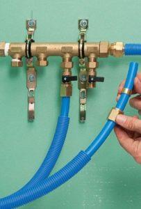 systemed.fr - tubes PER en plomberie