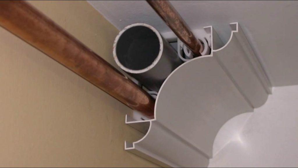 youtube - cacher des tuyaux