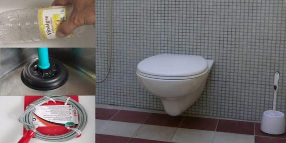 3 astuces pour déboucher votre WC suspendu à Toulouse